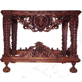 Mesa Consola Renacentista. S. XVI