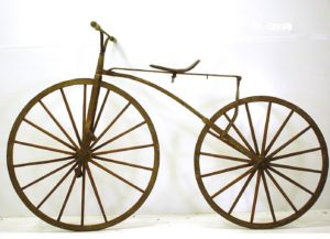 Bicicleta Principios S. XX