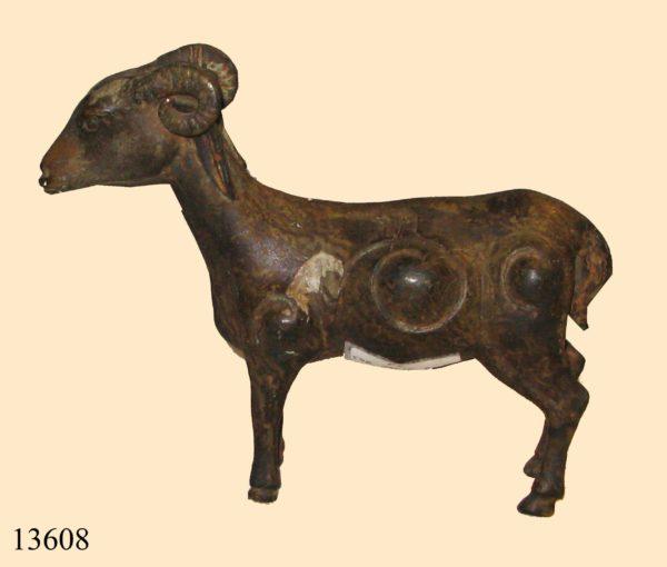 Figura de bronce de Mitología Greco-Romana. Roma, 1616