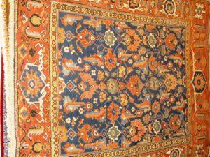 Alfombra Shirwan Antigua 173 x 123. Medidas: 173 x 123 cm.