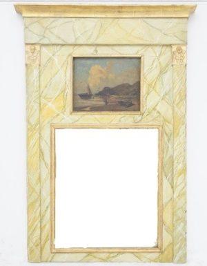 Espejo y cuadro